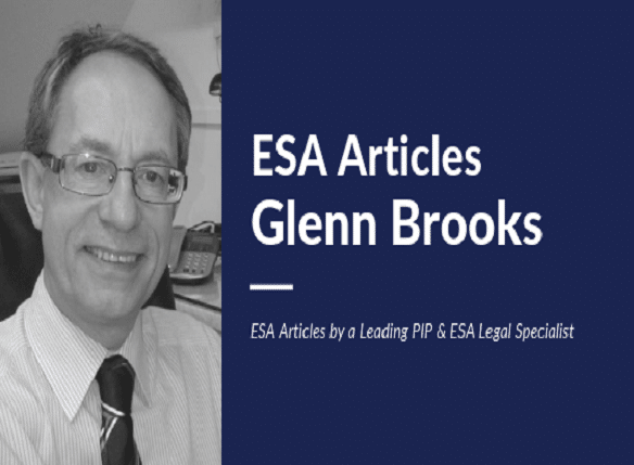 ESA Articles - Glenn Brooks - ESA