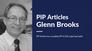 PIP Articles - Glenn Brooks