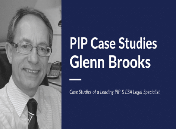 PIP Case Studies - Glenn Brooks - PIP
