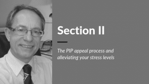 S2_The PIP appeal process and alleviating your stress levels