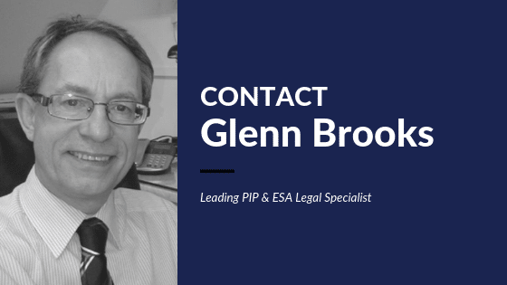 Contact Glenn Brooks