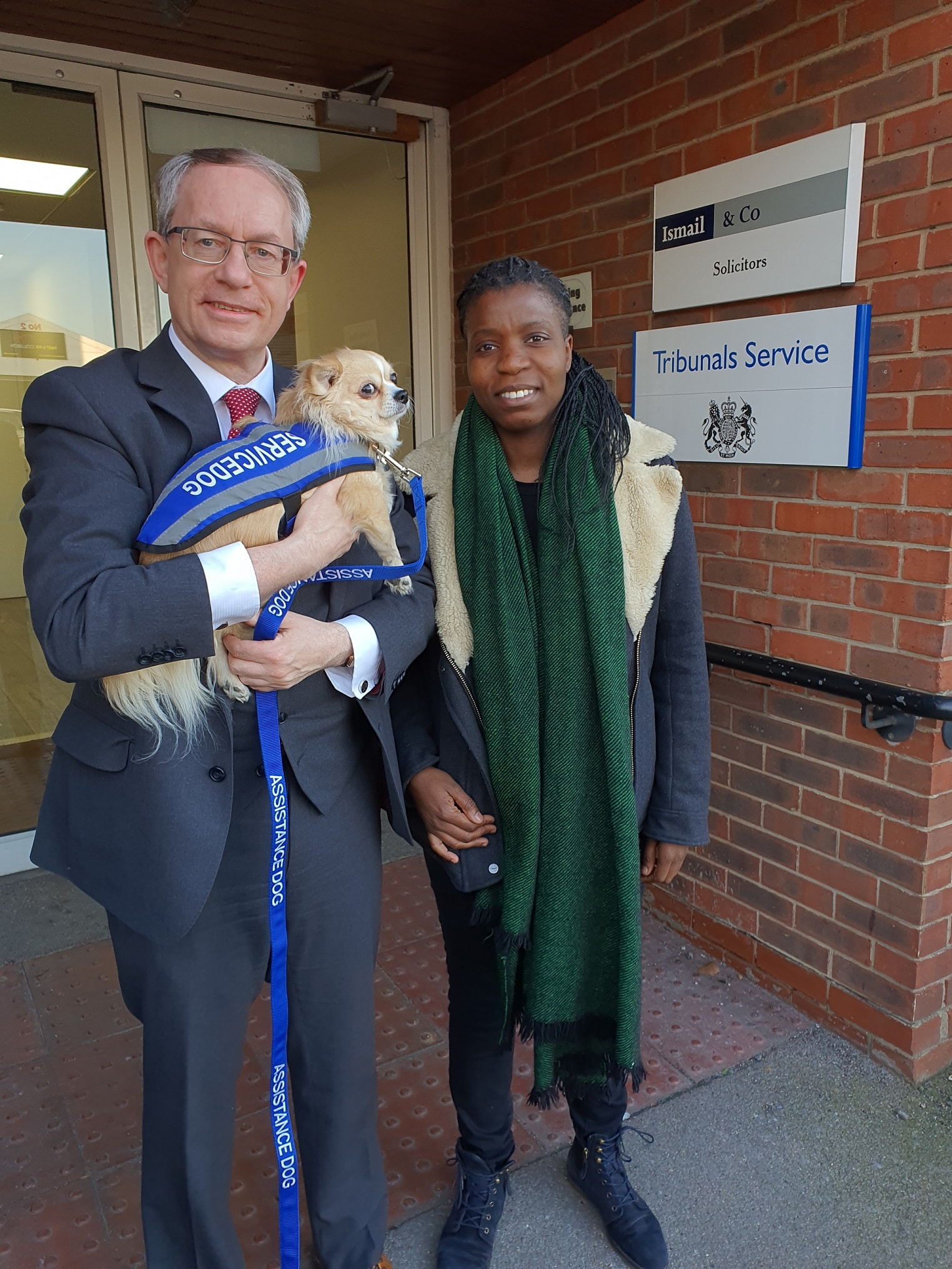 This PIP appeal in North London needed Pebbles to help - Glenn Brooks, Disability Claims