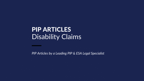 PIP Articles