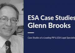 ESA Case Studies - Glenn Brooks